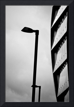 Street Lamps in Dublin