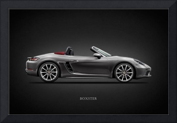 The Porsche Boxster