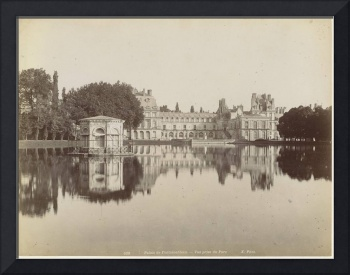 Palace of Fontainebleau, X, 1850 - 1900
