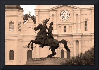 New Orleans - Andrew Jackson