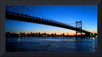 Triboro Bridge of New York City
