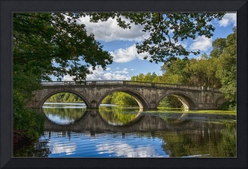 Stone Bridge Over The River 590