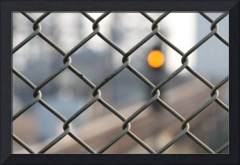 Fence view