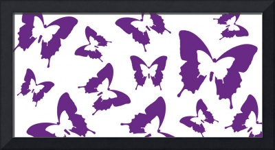 Butterfly Parade Purple
