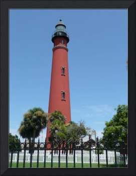 Lighthouse At Ponce Inlet, FLA 03