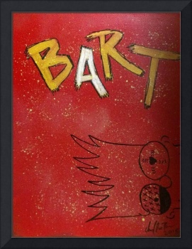 Stressed Out Bart