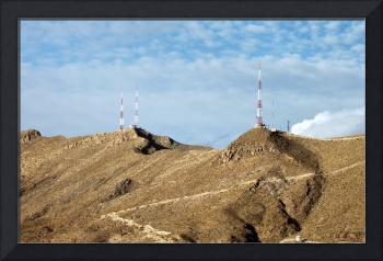 Franklin Mountain Towers