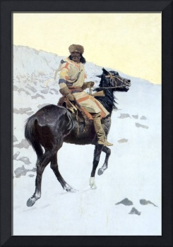 The Half-Breed (1902) by Frederick Remington