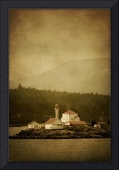 Lighthouse, Victoria, British Columbia, Canada