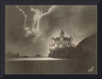 The Cliff House. ca. 1900. Unknown photographer.