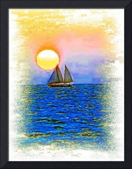 Sunset Sail