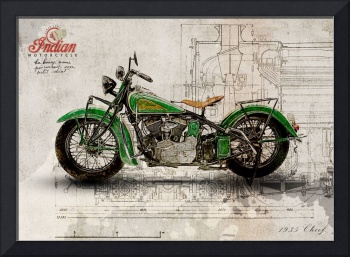 Indian Chief 1935