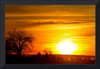 Country Sunset 1-27-11