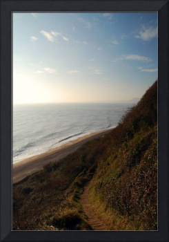 Weston Cliff Path