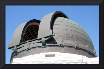 Dome At the Griffith Observatory 0804