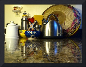 Tea and Fiesta Reflections