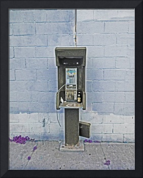 Payphone, St. Claude Avenue, New Orleans