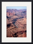 Grand Canyon Rapids 0002 by Jacque Alameddine