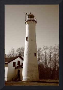 Lighthouse - Sturgeon Point, Michigan 2010