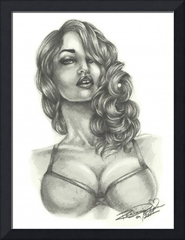 Pin Up Portrait