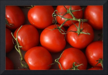 Ruby Red Tomatoes