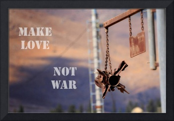 Big picture Make Love Not War