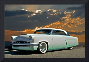1954 Mercury Retro Custom