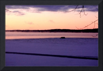Chautauqua Lake at Dawn