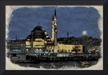 The New Mosque Istanbul