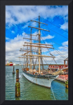 Galveston Elissa Tall Ship DSC2130