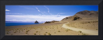 Dirt Road Pyramid Lake NV