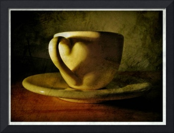 Cup and Heart Shadow