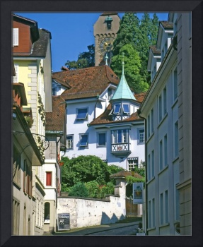 Luzern Street in Summer 3