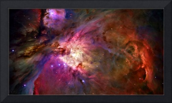 Orion Nebula NASA