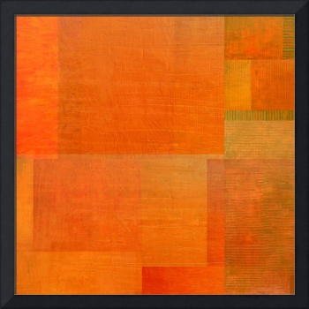 Layer Study - Orange
