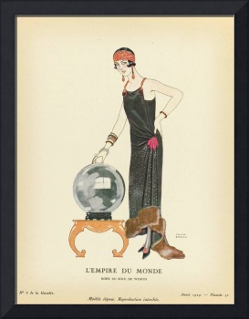Fashion Poster 1900-1920s Series - 18