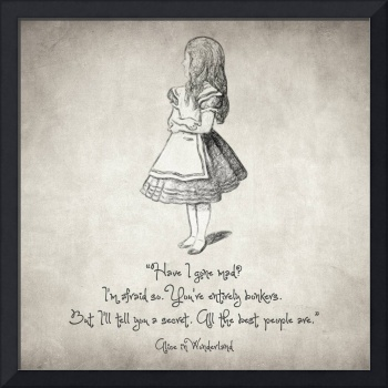 Have I Gone Mad Quote