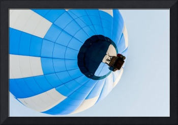 Light Blue Ballooning