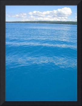 Torch Lake Blue