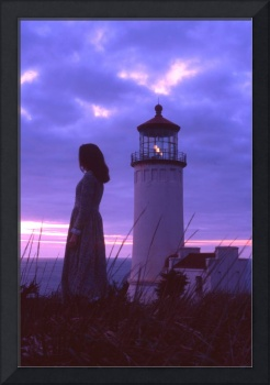 Lightkeepers Wife At North Head Lighthouse