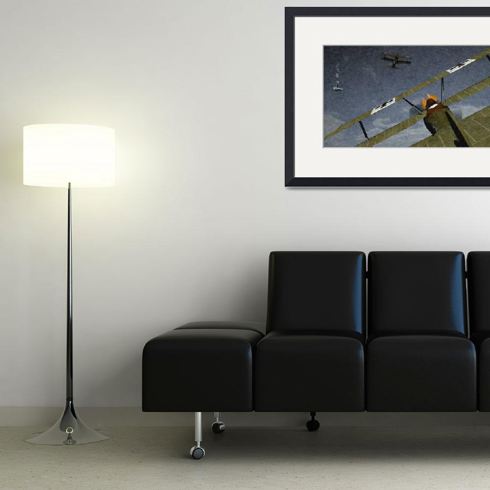 """""""WWI: Dogfight""""  (2013) by battlefield_visions"""