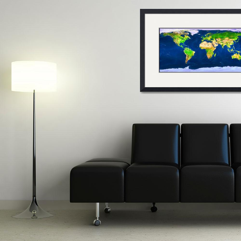 """""""Warming World&quot  (2008) by theposterguy"""