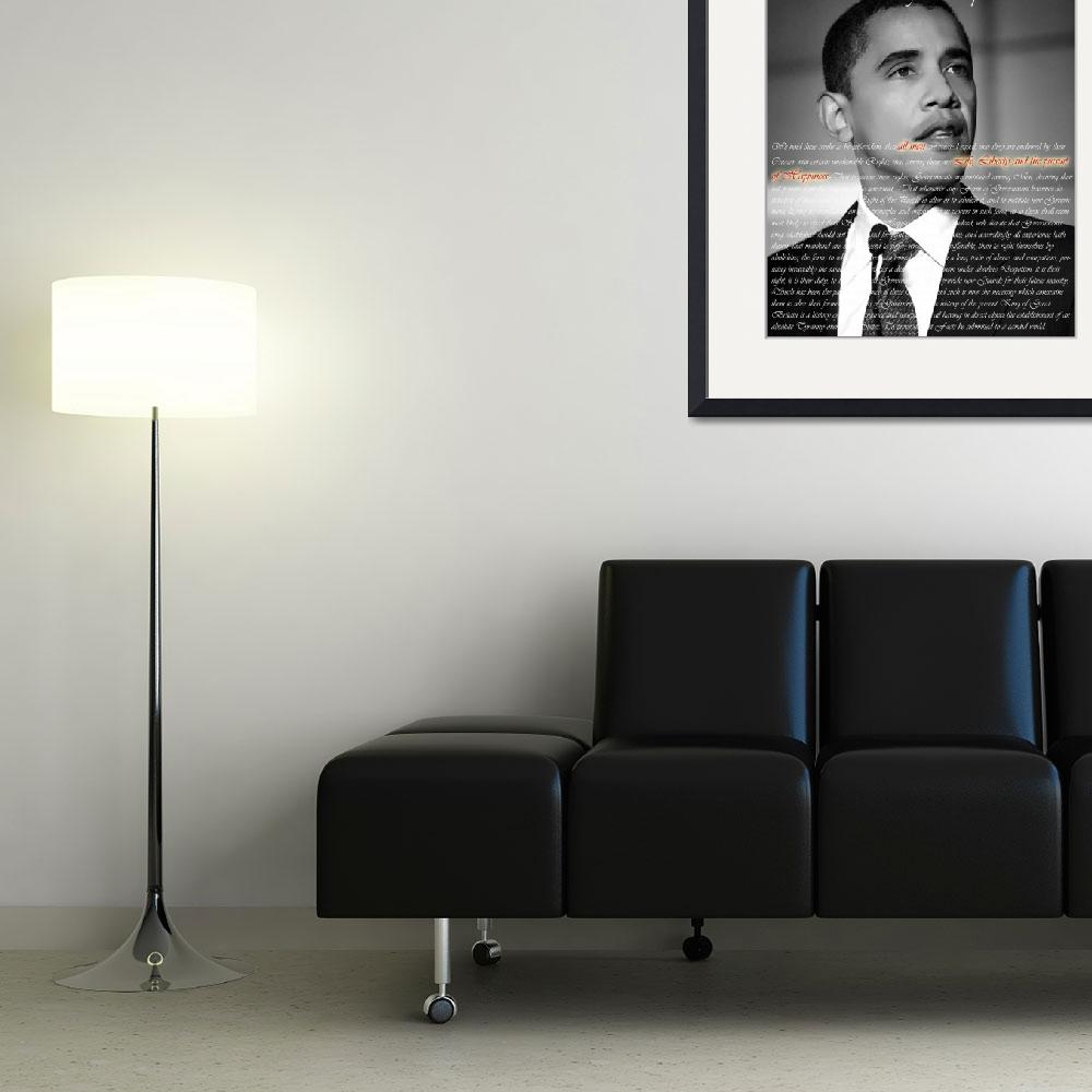 """""""Obama&quot  (2008) by ny2prowler"""