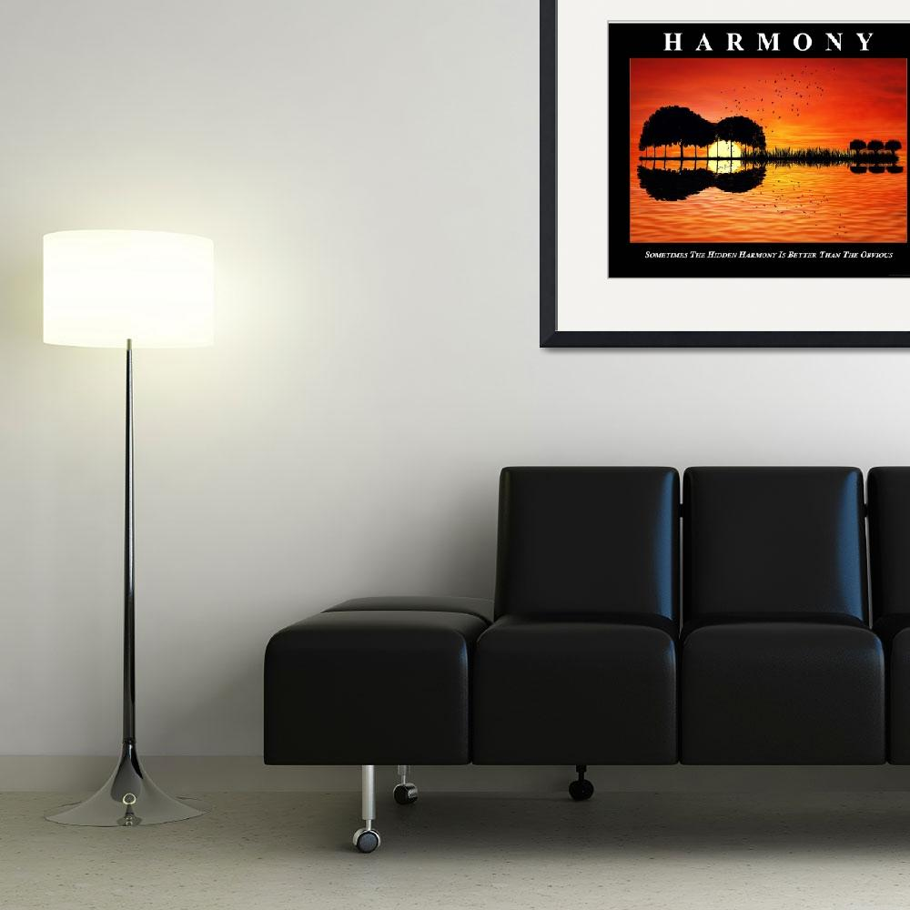 """HARMONY-GUITAR ETSY DOWNLOAD""  (2019) by Encouragingimages"