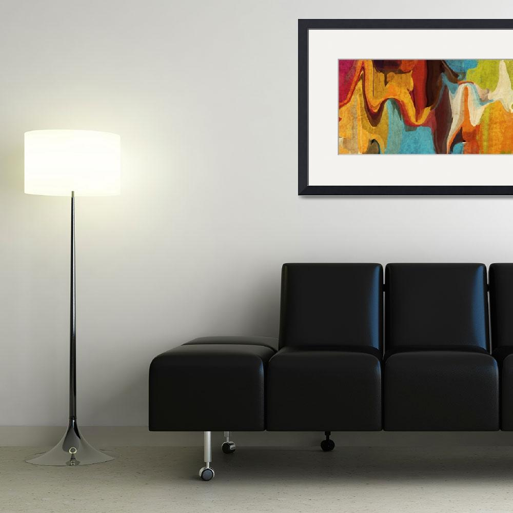 """Colorful Abstracts, Abstract Prints, Abstract Art""  by Aneri"