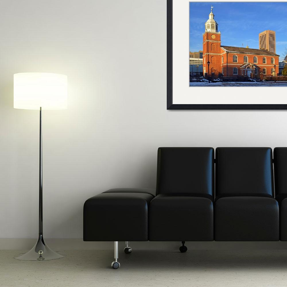 """""""otterbein-church-building-0769&quot  by travel"""