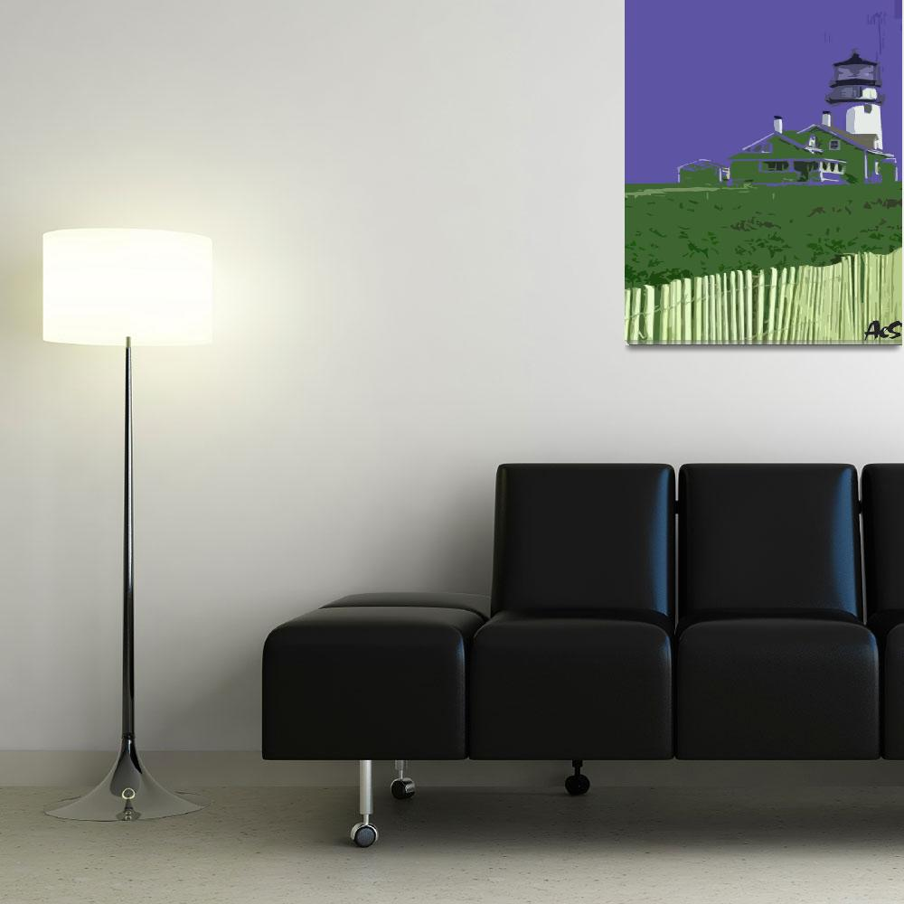 """""""LIGHTHOUSE 2&quot  (1999) by AES"""