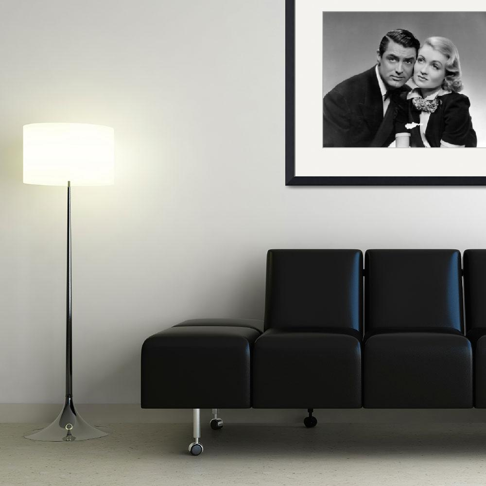 """""""Cary Grant&quot  by RetroImagesArchive"""