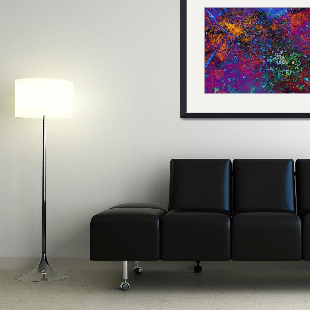 """""""Abstract: Indignation&quot  (2013) by ruthking"""