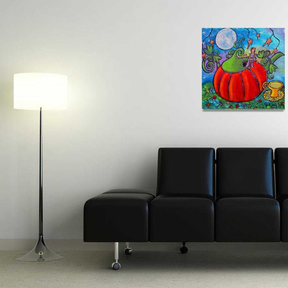"""Autumn Tea&quot  (2011) by juliryan"